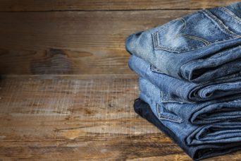 jeans statische elektriciteit kleding